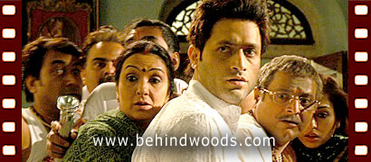 BHOOL BHULAIYAA MOVIE REVIEW HINDI director Priyadarshan cast Akshay