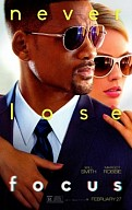 Focus Movie Review