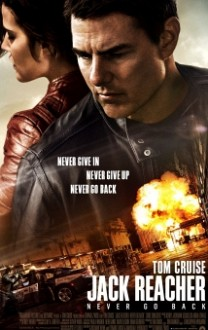 Jack Reacher 2 Never Go Back Movie Review