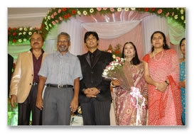 Jeeva Marriage Album