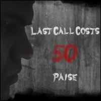 Last call costs 50 paise