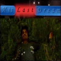 His last dream