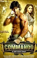 Commando Movie Review
