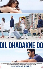 Dil Dhadakne Do (aka) Dil Dhadakne Do songs review