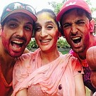 Bollywood Celebs Holi Celebrations
