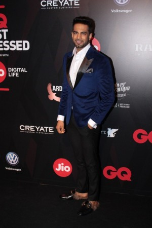 Celebrities At GQ Best Dressed 2017