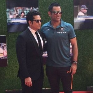 Celebrities At Sachin A Billion Dreams World Premiere Show