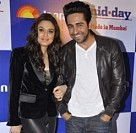 Celebs at Mid Day Event