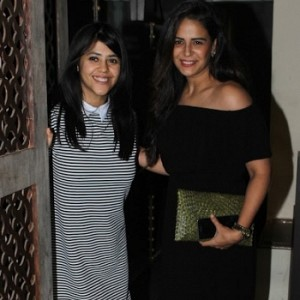 Family Dinner On The Occasion Of Ekta Kapoor's Birthday