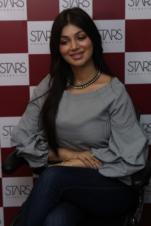 Grand Opening Of Stars Cosmetics Brand Store & Academy With Ayesha Takia