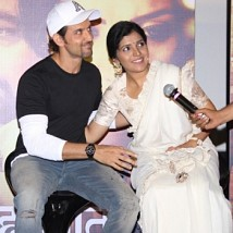 Hrithik Roshan Launch Trailer Of Marathi Film Hrudayantar