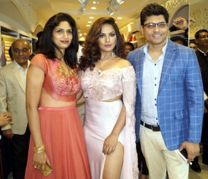 Neetu Chandra launches Libas Riyaz and Reshma Gangji's 11th store in Delhi