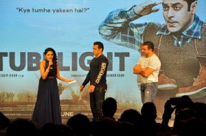 Promotion Of Film Tubelight