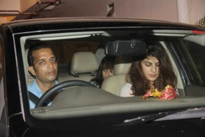 Saif Ali Khan's Daughter Sara At Kareena Kapoor's House Party