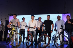 Salman Khan's Being Human Foundation Launches Electric Bicycles