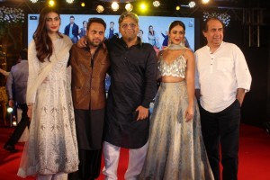 Sangeet Ceremony Of Film Mubarakan