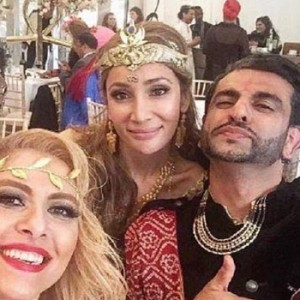 Sofia Hayat Wedding Photos