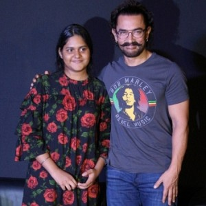 Song Launch Of Film Secret Superstar