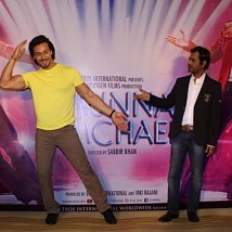 Song Launch Swag for Munna Michael With Tiger Shroff & Nawazuddin Siddiqui