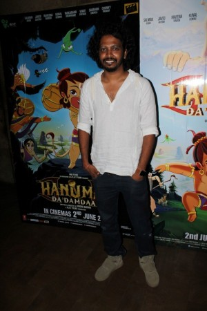 Special Screening Of Film Hanuman Da Damdaar