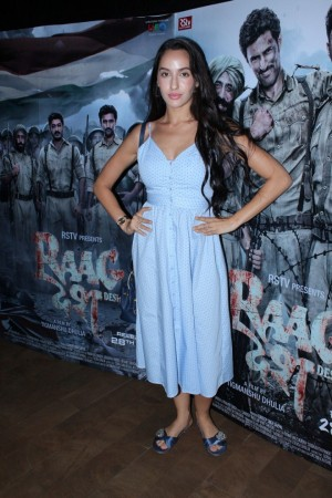 Special Screening Of Film Raagdesh