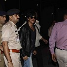 SRK with his family snapped at Mumbai Airport