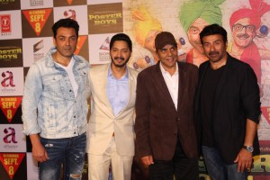 Trailer Launch Of Film Poster Boys