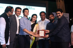 World Environment Day Celebration With Bollywood Stars Organised By Bhamla Foundation