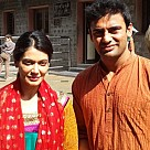 Wrestler Sangram Singh and Actress Payal Rohatgi