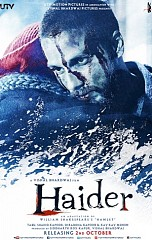 Haider (aka) Haider songs review