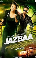Jazbaa Movie Review