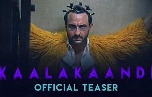 Kaalakaandi | Official Teaser
