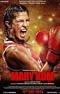 Mary Kom Music Review