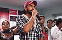 Ranveer Singh promotes his upcoming film 'Ram leela' in Patna