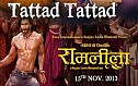 Ramleela - Making of Tattad Tattad Song