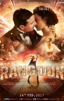 Rangoon Hindi Movie Review