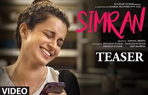 Offical Movie Teaser - Simran