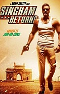 Singham Returns Music Review
