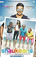 the shaukeens Songs Review