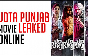 UDTA PUNJAB movie leaked online before the release!