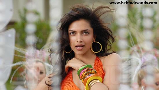 Actres Deepika Padukone