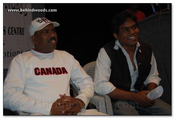 ilayaraja press meet in canada
