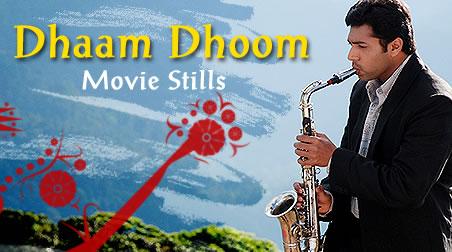 dhaam dhoom behindwoodscom tamil movie gallery dhaam