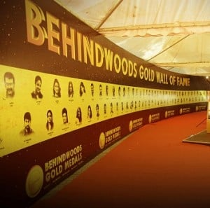 Behindwoods Gold Medals 2016 - Wall Of Fame Photos