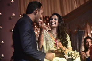 Director Lal's Daughter Engagement