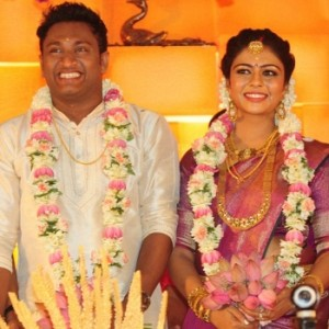 Premam Cinematographer Anend C Chandran Wedding