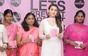 Hansika Launches Chennai turns Pink