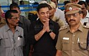 Kamal Haasan returns from Mumbai