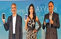 Shriya Launch Smart Phone