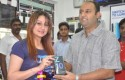 Sonia Agarwal Launches Blackberry Z10
